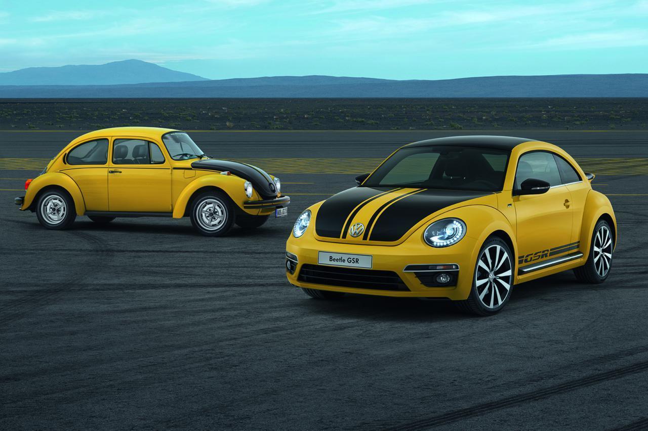 Foto de Volkswagen Beetle GSR (1/14)
