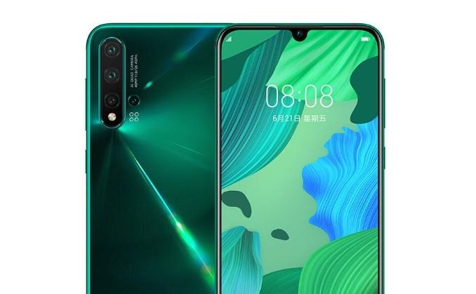 El Huawei™ Nova cinco Pro y el Nova cinco se filtran volviendo al notch y mostrando un Kirin 810 inexplorado incluso ahora
