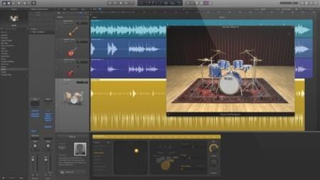 Apple presenta la esperada nueva versión de Logic Pro X