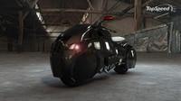 ICARE, concepto sobre motor Honda
