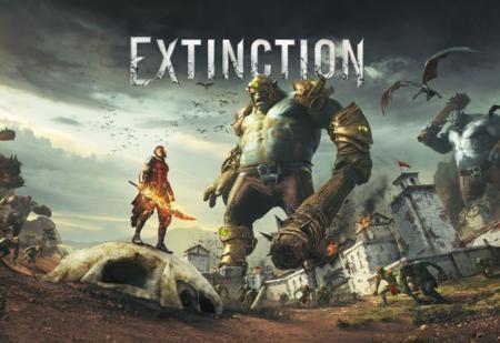 Aquí tienes el primer gameplay de Extinction, la versión de Ataque a los Titanes de Iron Galaxy [E3 2017]