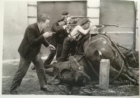 Barricada Barcelona 19julio1935 Foto Agusti Centelles