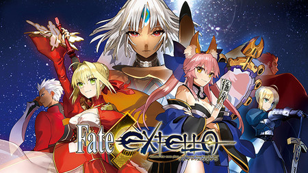 Fate/Extella: The Umbral Star para Nintendo Switch en Japón tendrá una edición limitada