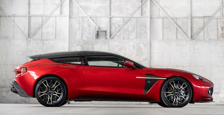 ¿Se acabó la burbuja? Un Aston Martin Vanquish Zagato Shooting Brake se ha vendido más barato usado que nuevo...