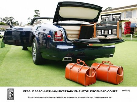 Rolls-Royce Phantom Drophead Coupé Pebble Beach 60th Anniversary Special Edition