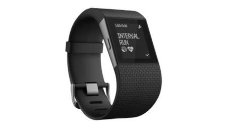 En Intl L Fitbit Surge Fitness Superwatch Black Dhf 01444 Mnco