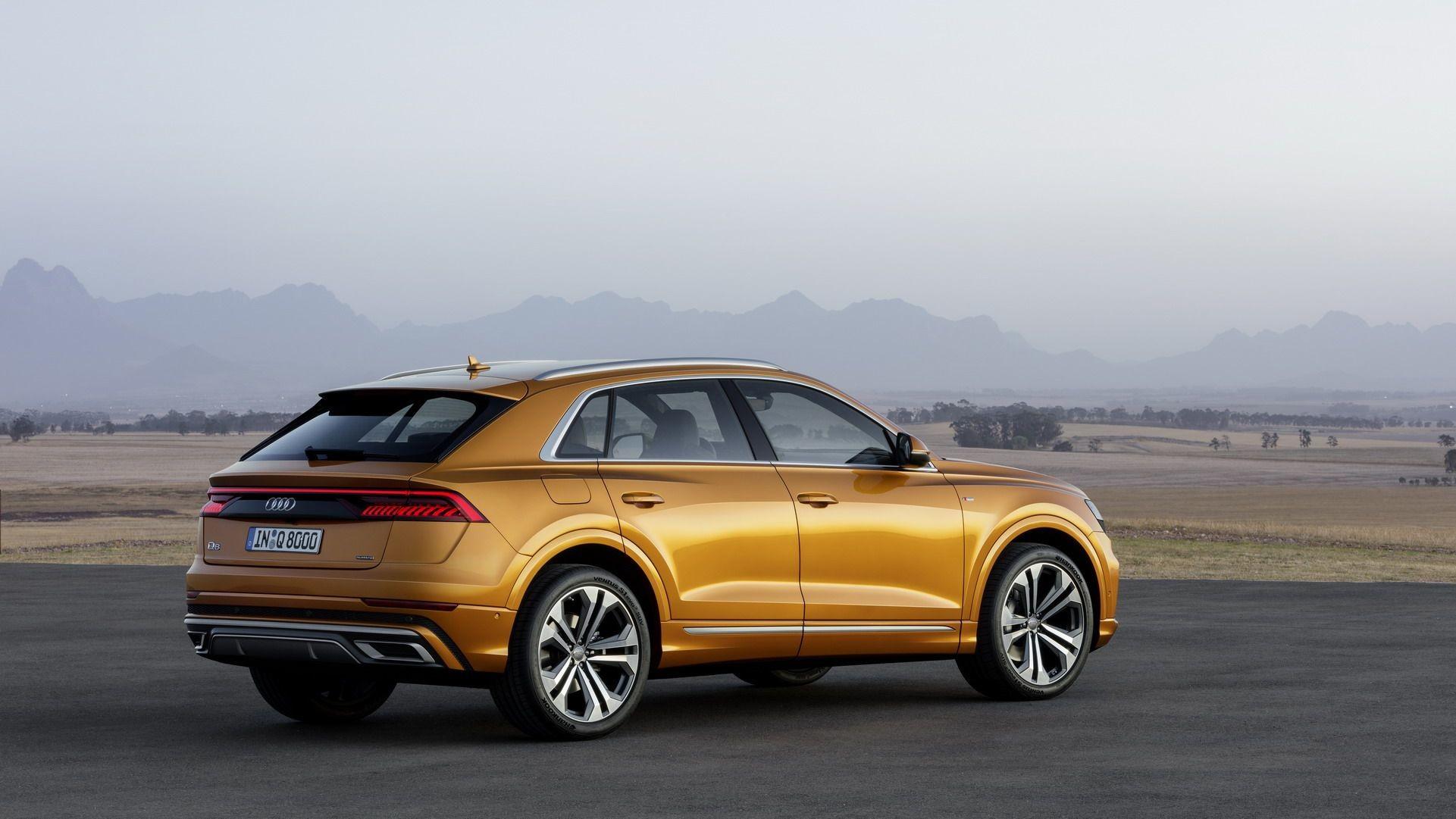Foto de Audi Q8 (5/14)