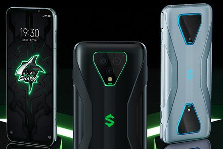 Black Shark 3 y Black Shark 3 Pro: los nuevos móviles gaming llegan con 90 Hz, 5G y hasta con dos gatillos laterales