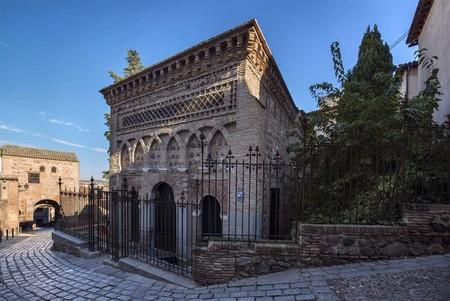Mezquita Cristo De La Luz 63 Toledo Monumental