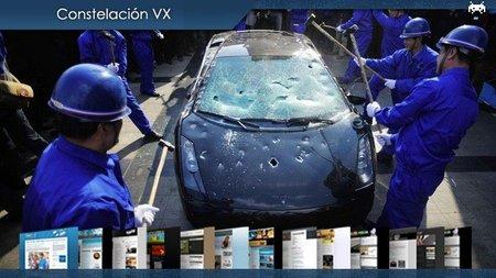 Llega el Nexus S, Microsoft lanza IE9 y un Lamborghini Gallardo destrozado a mazazos. Constelación VX (XLV)