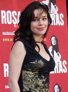 Flora Martínez, lo bueno de 'Rosario Tijeras'