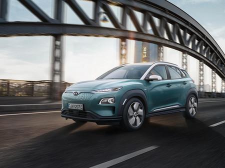 Coches Electricos Hyundai Kona
