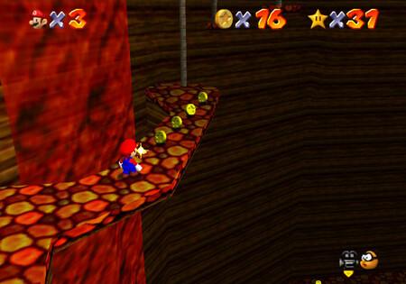 Super Mario 64 Mundo7 Estrella5 02