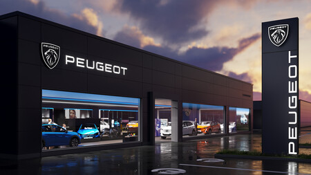 Peugeot Nuevo Logo 2021 06