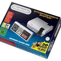 MegaOfertas en MediaMarkt: consola Nintendo Classic Mini por 49,99 euros y envío gratis