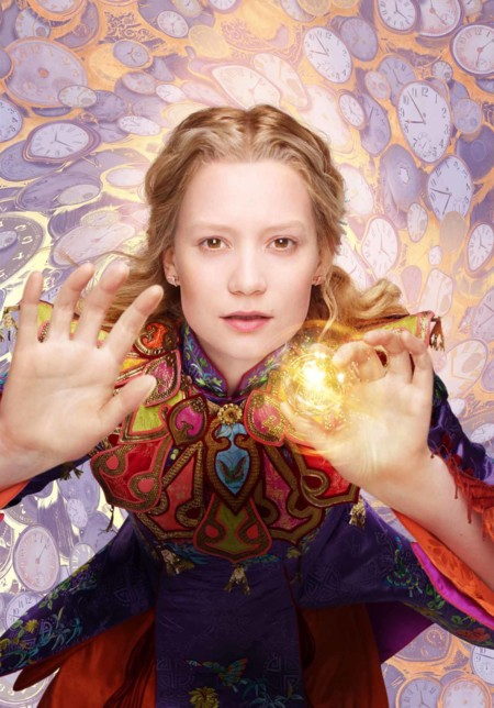 Alicia A Traves Del Espejo Posters Mia Wasikowska