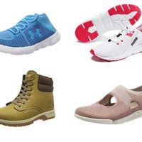 Chollos en tallas sueltas de zapatillas y botas Under Armour, Puma, Kappa o Clarks por menos de 25 euros en Amazon