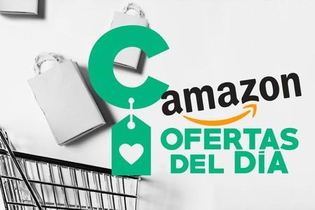 7 ofertas del día y ofertas flash en Amazon: hoy ahorramos en informática, hogar o memoria para nuestro smartphone