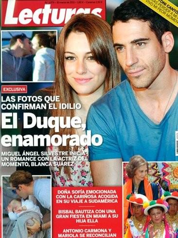 Blanca Suárez, después de morrearte con Miguel Ángel Silvestre ya no puedes pedir más