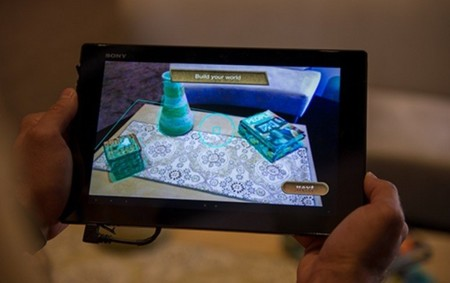 Qualcomm sigue mejorando su plataforma de realidad aumentada Vuforia