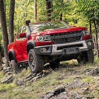 El Chevrolet Colorado más apto para aventuras off-road se llama ZR2 Bison, y es toda una bestia