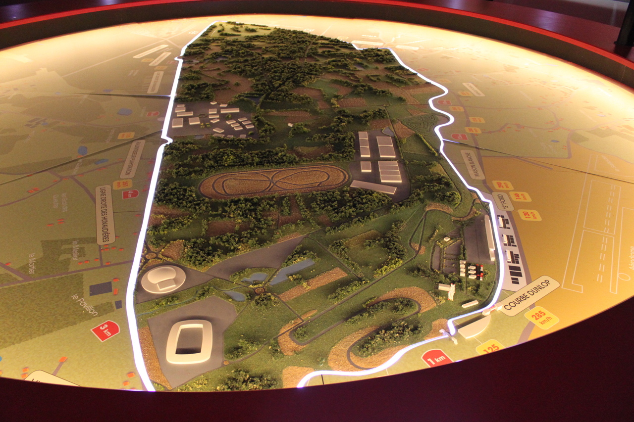 Foto de Museo 24 horas de Le Mans (134/246)