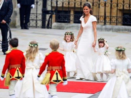 El acierto de Pippa Middleton en la boda del príncipe Guillermo y Kate Middleton