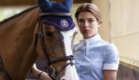 Carlota Casiraghi será la nueva cara de Gucci