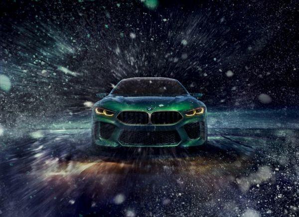 Foto de BMW Concept M8 Gran Coupé (4/7)