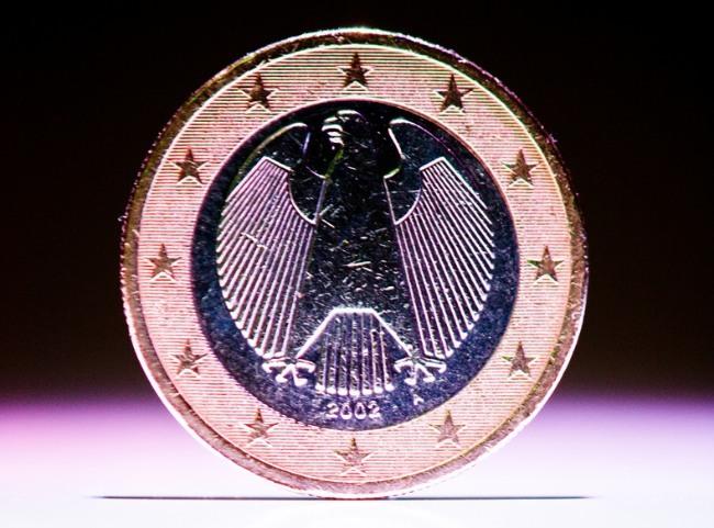 euro moneda dinero