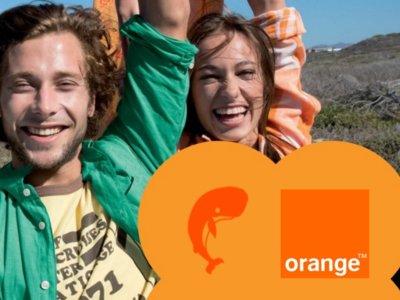Orange rebaja los 6 GB a 26 euros con Ballena Play y responde en prepago a las mejoras de Vodafone