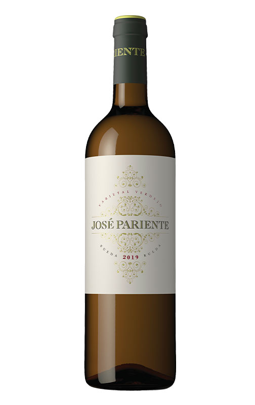 José Pariente Verdejo 2019. DO Rueda