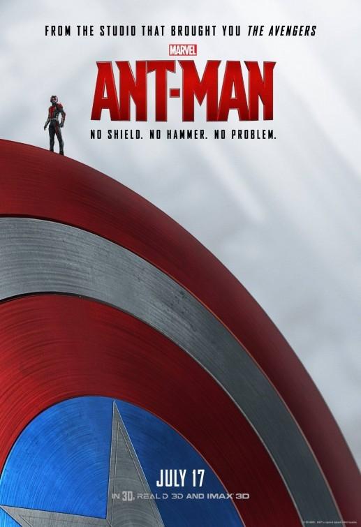 Foto de 'Ant-Man', últimos carteles (3/11)
