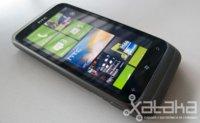 HTC Radar, lo último de Windows Phone en una única pieza de aluminio