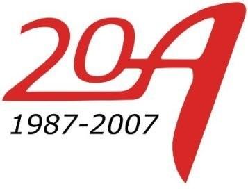 20 aniversario de Autodelta