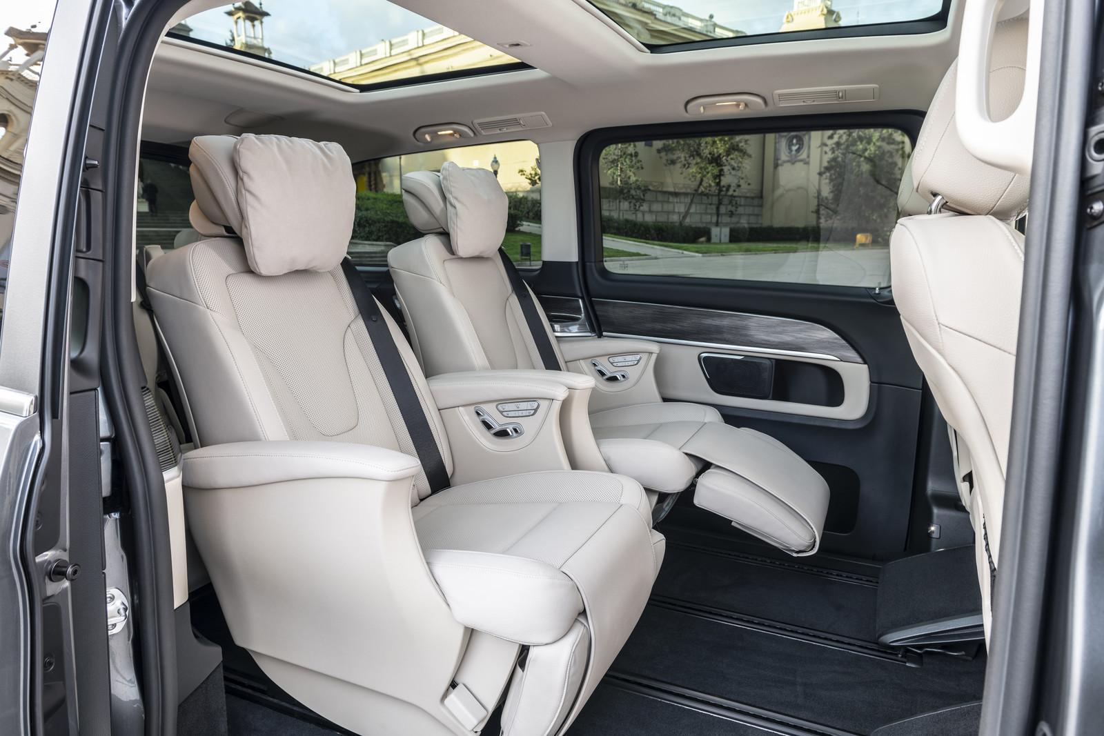 Foto de Mercedes-Benz Clase V 2019 (24/92)