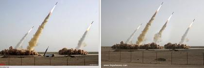 Comparación manipulación Iran