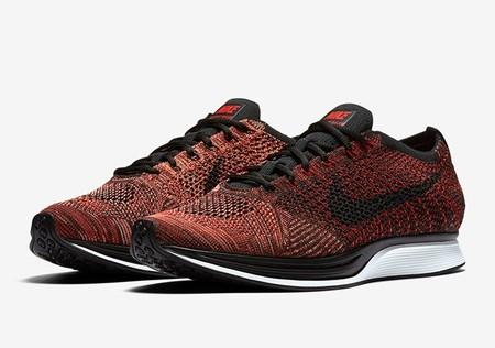 Nike Racer Rojo 04