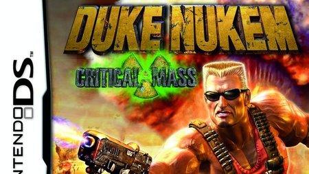 'Duke Nukem: Critical Mass'. Duke Nukem hará una pequeña parada antes en la DS en abril