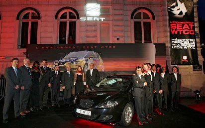 Seat Sport se presenta en París