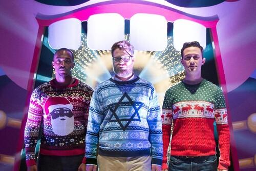 'Los tres reyes malos': una comedia salvaje que demuestra que el cine navideño no tiene por qué ser empalagoso
