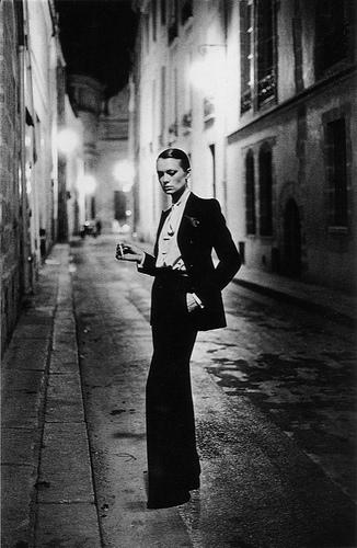 foto Helmut Newton, 1975