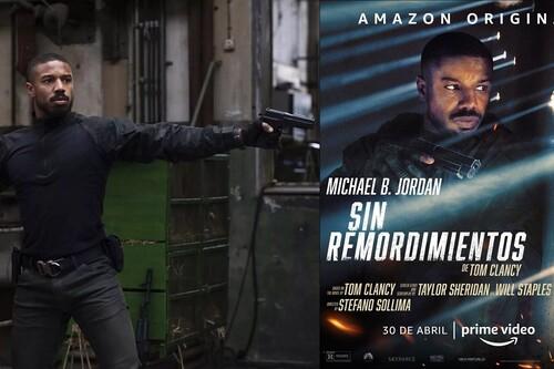 """""""Soy adicto al cine de acción, 'Sin remordimientos' es el tipo de película que veía de pequeño y en la que siempre quise participar"""". Michael B. Jordan"""