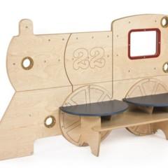 Foto 4 de 5 de la galería mesas-infantiles-con-formas-divertidas en Decoesfera