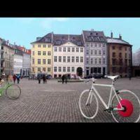 La 'Rueda de Copenhague' un invento que nos ayuda ahorrar en nuestros desplazamientos