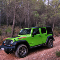 Foto 13 de 33 de la galería jeep-wrangler-mountain en Motorpasión