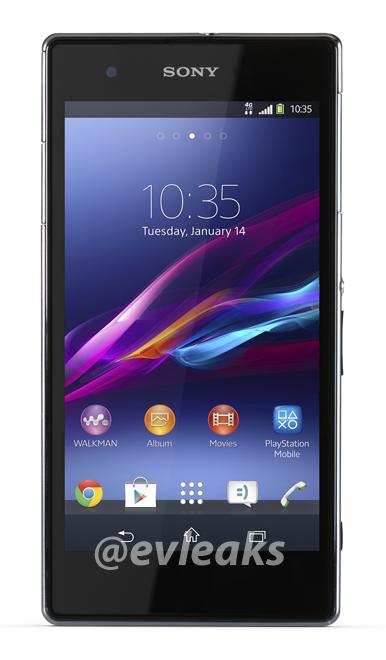 Sony Xperia Z1 f se llamará Z1S para todo el mundo, aquí su primer imagen