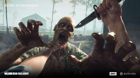 The Walking Dead: Onslaught, el juego de VR ambientado en el universo de la serie de TV, confirma su lanzamiento para septiembre