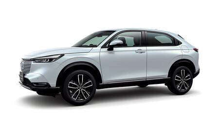Nuevo Honda HR-V Hybrid 2021