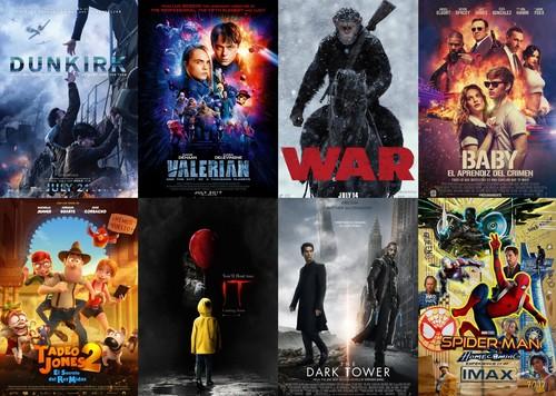 El cine de 2017 | Los 19 estrenos más esperados entre julio y septiembre